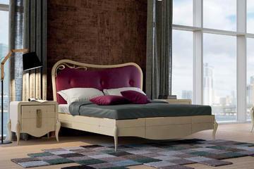 Итальянская кровать Gioia фабрики BOVA