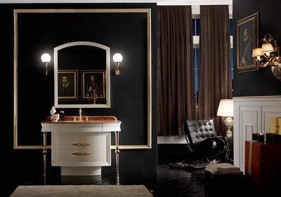 Итальянская мебель для ванной COMP. N.4 FASHION фабрики EURODESIGN