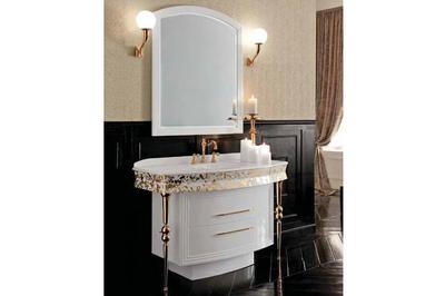 Итальянская мебель для ванной COMP. N.7 FASHION фабрики EURODESIGN