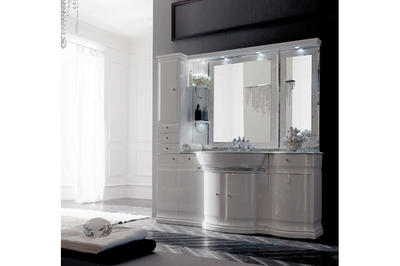 Итальянская мебель для ванной COMP. N.1 LUXURY фабрики EURODESIGN