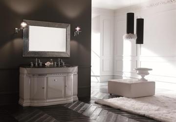 Итальянская мебель для ванной COMP. N.4 LUXURY фабрики EURODESIGN