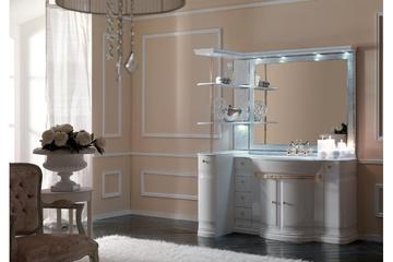 Итальянская мебель для ванной COMP. N.7 LUXURY фабрики EURODESIGN