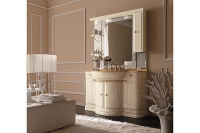 Итальянская мебель для ванной COMP. N.12 LUXURY фабрики EURODESIGN