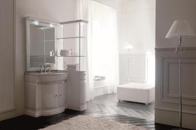 Итальянская мебель для ванной COMP. N.13 LUXURY фабрики EURODESIGN