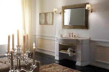 Итальянская мебель для ванной COMP. N.14 LUXURY фабрики EURODESIGN