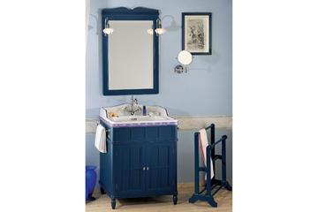 Итальянская мебель для ванной COMP. N.8 GREEN & ROSES фабрики EURODESIGN