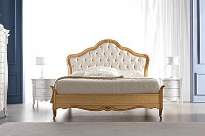 Итальянская кровать GEMMA фабрики CORTEZARI