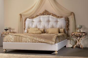 Итальянская кровать 9070 фабрики STILE LEGNO