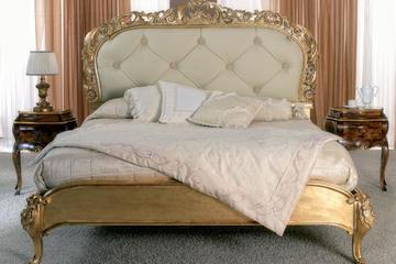 Итальянская кровать 9054.1 фабрики STILE LEGNO