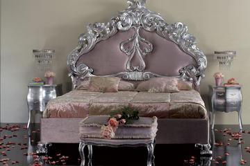 Итальянская кровать 9093 фабрики STILE LEGNO