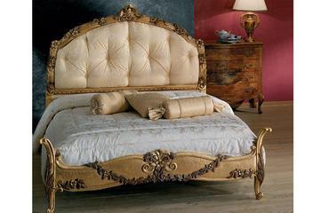 Итальянская кровать 9083 фабрики STILE LEGNO