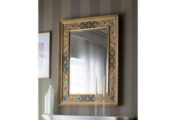 Итальянское зеркало 1014 фабрики STILE LEGNO