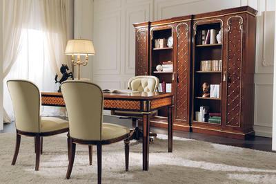 Итальянский письменный стол 2704 фабрики CEPPI