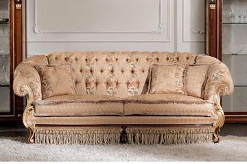 Итальянская мягкая мебель 2871 фабрики CEPPI