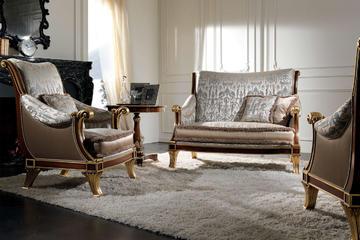 Итальянская мягкая мебель Romeo фабрики CEPPI