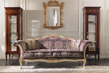 Итальянская мягкая мебель Romans фабрики CEPPI