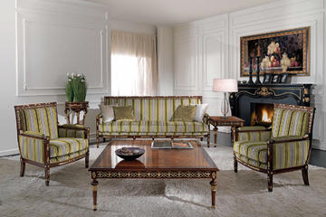 Итальянская мягкая мебель Byron фабрики CEPPI