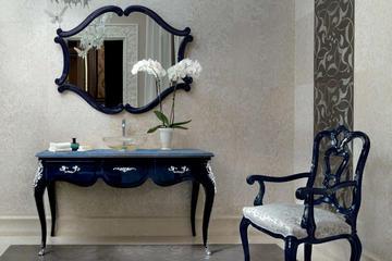 Итальянская мебель для ванных Fidia фабрики ELLEDUE
