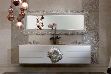 Итальянская мебель для ванных Think About Flowers фабрики ELLEDUE