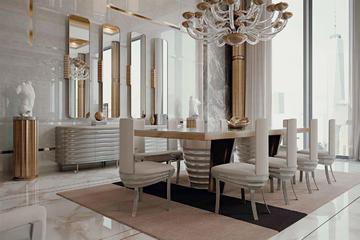Итальянская гостиная Luxury Project фабрики ELLEDUE Композиция 01