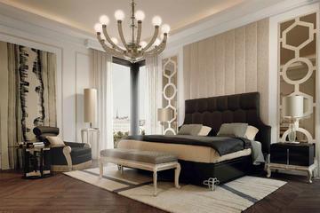 Итальянская спальня Luxury Project фабрики ELLEDUE Композиция 03