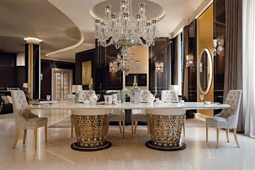 Итальянская гостиная Luxury Project фабрики ELLEDUE Композиция 05