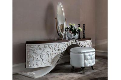 Итальянский туалетный столик Saraya B 614/FG фабрики ELLEDUE