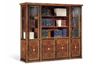 Итальянский книжный шкаф Horus фабрики ELLEDUE