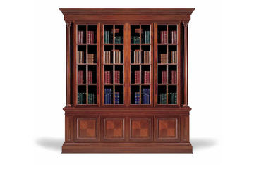 Итальянский книжный шкаф Imperial фабрики ELLEDUE