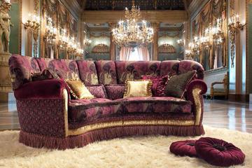 Итальянская мягкая мебель America фабрики BEDDING
