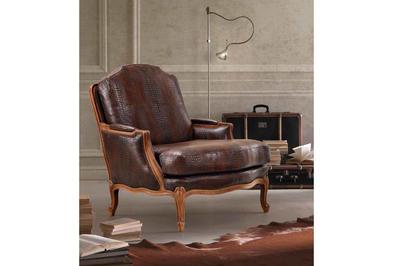 Итальянское кресло Clivia фабрики BEDDING