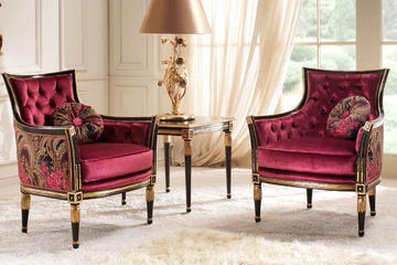 Итальянское кресло Pleasure фабрики BEDDING