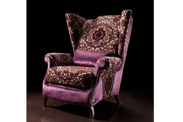 Итальянское кресло High Society фабрики BEDDING