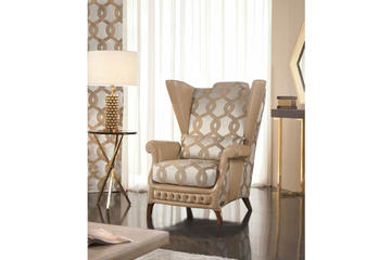 Итальянское кресло High Society-S фабрики BEDDING