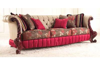 Итальянская мягкая мебель Diamond Club фабрики BEDDING