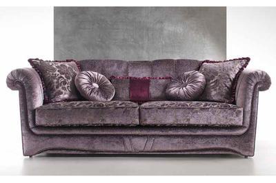 Итальянский диван-кровать New Tiffany фабрики BEDDING