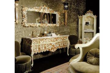 Итальянская мебель для ванной Bovary фабрики JUMBO COLLECTION