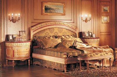 Итальянская спальня Clarissa фабрики JUMBO COLLECTION