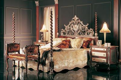 Итальянская спальня Sheraton фабрики JUMBO COLLECTION