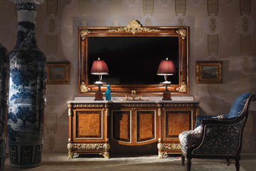 Итальянская мебель для ванной Opera II фабрики JUMBO COLLECTION
