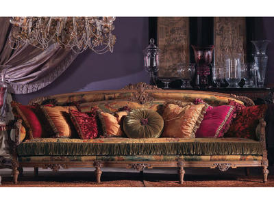 Итальянская мягкая мебель Glamour фабрики JUMBO COLLECTION