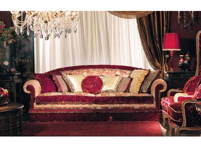 Итальянская мягкая мебель Donatella фабрики JUMBO COLLECTION