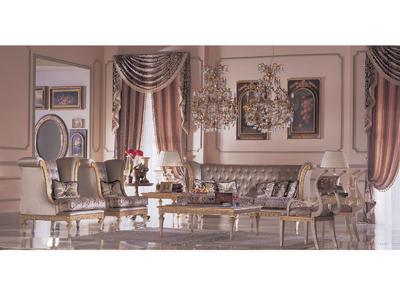 Итальянская мягкая мебель Melody фабрики JUMBO COLLECTION