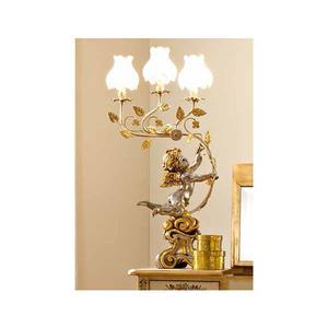 Итальянская настольная лампа 918/S фабрики ANDREA FANFANI