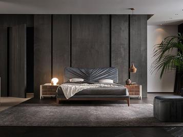 Итальянская кровать Dama фабрики Dall'Agnese