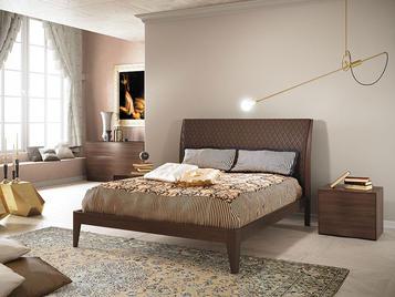 Итальянская кровать Onda фабрики HOMES