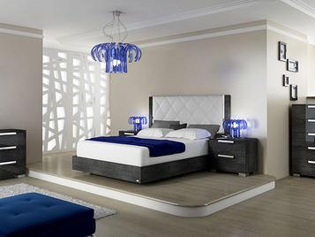 Итальянская кровать Sarah Modern Version фабрики Status