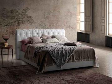 Итальянская кровать Gem & Unique фабрики Samoa