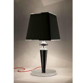Итальянская настольная лампа GLIIM TL2 Black фабрики MASIERO