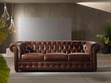 Итальянская мягкая мебель Chester фабрики Cis Salotti